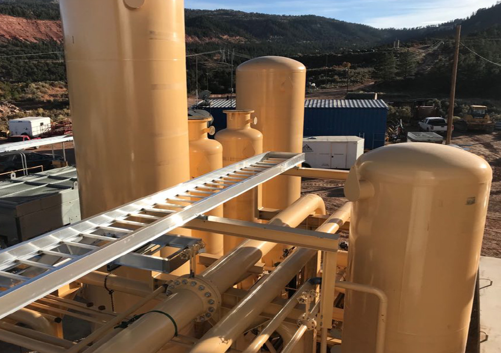 Industriegase: Hamburger sind groß im Heliumgeschäft